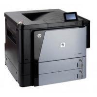 impresora mono hp m806dn