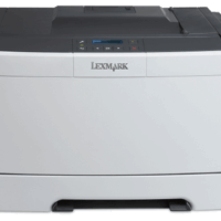 impresoras color lexmark cs317dn