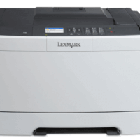 impresora color lexmark cs417dn