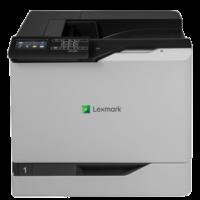 Impresora color lexmark cs827de