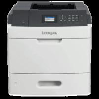 impresora mono lexmark ms817dn