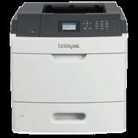impresoras mono lexmark ms818dn