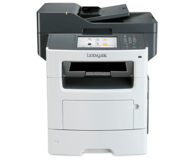 multifuncion blanco y negro lexmark mx617de