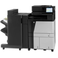 multifuncion color hp laserjet enterprise m880