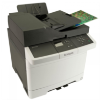 multifuncion color lexmark cx317dn